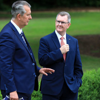 Protocol, not DUP, threatens Stormont stability, says Sir Jeffrey Donaldson