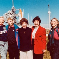Woman, 82, to launch into space five decades after Nasa training