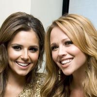 Cheryl celebrates birthday with ex-Girls Aloud bandmate Kimberley Walsh