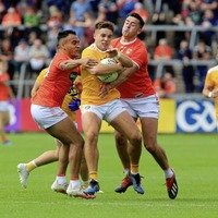 Gutsy Antrim inevitably fall to rampant Armagh in Ulster