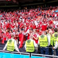 UK-based Denmark fan gets hands on 'once in a lifetime' semi-final ticket