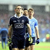 Kicking Out: Cluxton sacrificing farewell to give Comerford cover the last mark of greatness