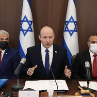 Israel's PM to meet with Egyptian president at Red Sea resort
