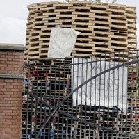 Stormont ministers discuss fate of contentious bonfire