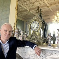 Weekend Q&A: Richard Curran on wicker chairs, classical music and the Rich List