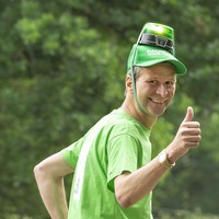 Fundraiser to walk backwards for 100 miles in latest 'wacky challenge'