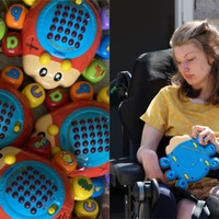 Strangers around the world help track down disabled teenager's favourite toy