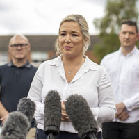 Michelle O'Neill brands Boris Johnson's plan to ease Covid restrictions in England 'reckless'