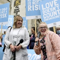 Woman with Down's Syndrome in High Court battle with government on abortion law