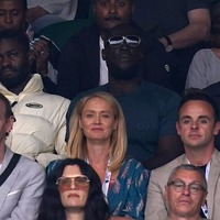 Stormzy, Benedict Cumberbatch and Mary Berry attend day eight of Wimbledon