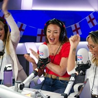 Atomic Kitten deliver special performance of Euros Whole Again remix