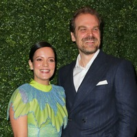 David Harbour: Marvel superhero role does not impress Lily Allen's daughters