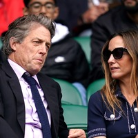 Hugh Grant, Brian Cox and Sam Mendes among the celebrities at Wimbledon day nine