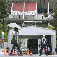 Fans banned with Olympics to be staged under state of emergency