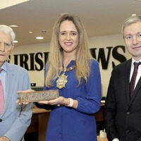 Stolen wall plaque commemorating Belfast Blitz returned to owners, with the help of The Irish News