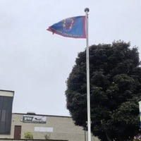 Call for UDA flag to be removed from front of council building