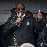 South Africa: Top court upholds ex-president's jail sentence