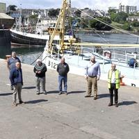 Progress on £40 million regeneration bid for Ardglass Harbour