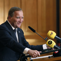 Sweden's prime minister unveils new government team
