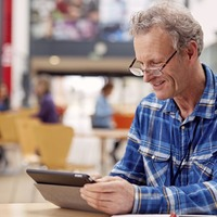 Over 50s can help solve IT skills gap, research finds