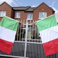 Italian fever sweeps Belfast ahead of tomorrow's Euros 2020 final