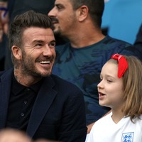 David and Victoria Beckham celebrate daughter Harper's 10th birthday