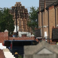 Mallon says residents living near bonfire have suffered 'months of abuse'