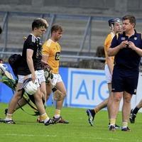 Inspired Laois send Antrim tumbling back down to Joe McDonagh Cup