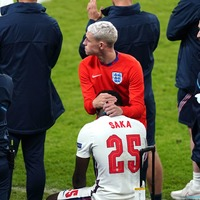 Stars commiserate with England after devastating defeat in Euro 2020 final