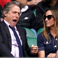 The famous faces at Wimbledon 2021