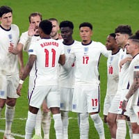 Martin Compston and other stars condemn 'sickening' abuse of England players