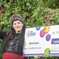Last-minute ticket scoops mother-to-be £1m EuroMillions win