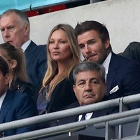David Beckham joins stars in praising England players who suffered online abuse