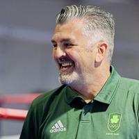 Irish team can shock the world in Tokyo insists coach John Conlan