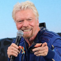 Branson raises prospect of 'hotel off the moon' after successful space flight