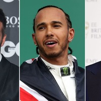 Beckham, Lewis Hamilton and Sacha Baron Cohen slam racist abuse of England stars