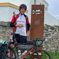 Swansea man to cycle 10,000km around British Isles coastline for charity