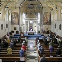 Tighter Covid restrictions for churches and religious ceremonies remain in Republic compared to north