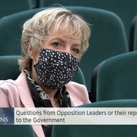 Newly elected Ivana Bacik takes seat in Dáil
