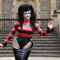 Beano-inspired Drag Race UK costume acquired by museum