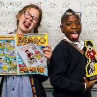 Face mask funny wins Dundee primary school class top marks in Beano competition