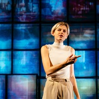 Emma Corrin stars in her West End debut