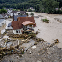 At least 42 dead and dozens missing as flooding hits Germany