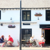Eating Out: Alexander's & Co, Holywood - Food that looks even better in real life than on TV