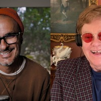 Elton John: Young music industry talent 'makes me so happy'
