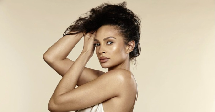 Alesha Dixon on feeling vulnerable during lockdown, finding balance as a mum, and her must-have beauty products