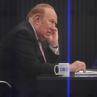 GB News 'finding its feet' but has great future, says chair Andrew Neil
