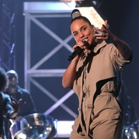 Alicia Keys among A-list stars attending Aids fundraiser in Cannes