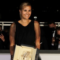 Female director takes top prize at Cannes Film Festival