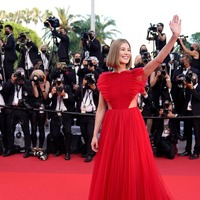 Rosamund Pike and Tilda Swinton lead stars on final day of Cannes